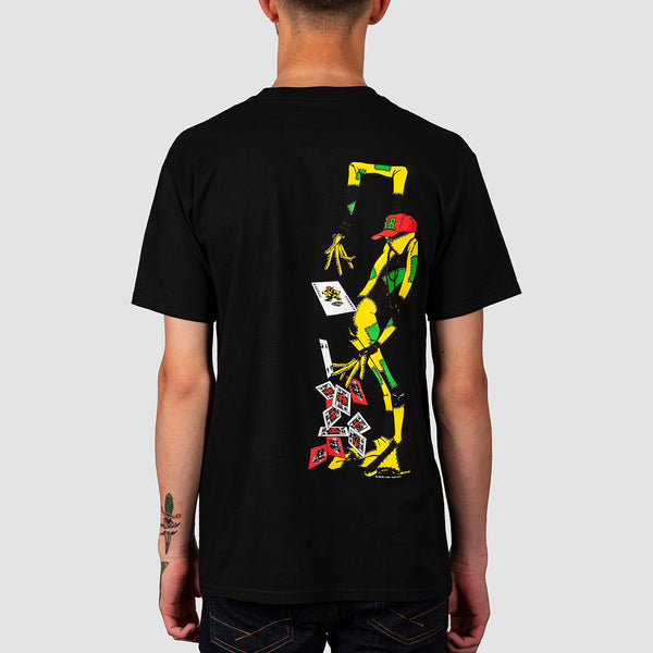 Powell Peralta Ray Barbee Rag Doll Tee Black