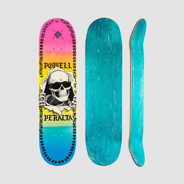 Powell Peralta Ripper Chainz Deck Colby - 8.25 - Skateboard