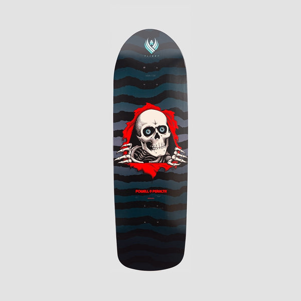 Powell Peralta Ripper Flight 280 Deck Black - 9.7 - Skateboard