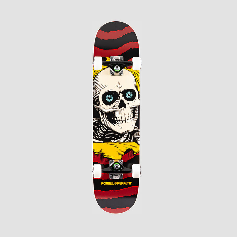 Powell Peralta Ripper One Off 255 Pre-Built Complete Burgundy - 7.5""