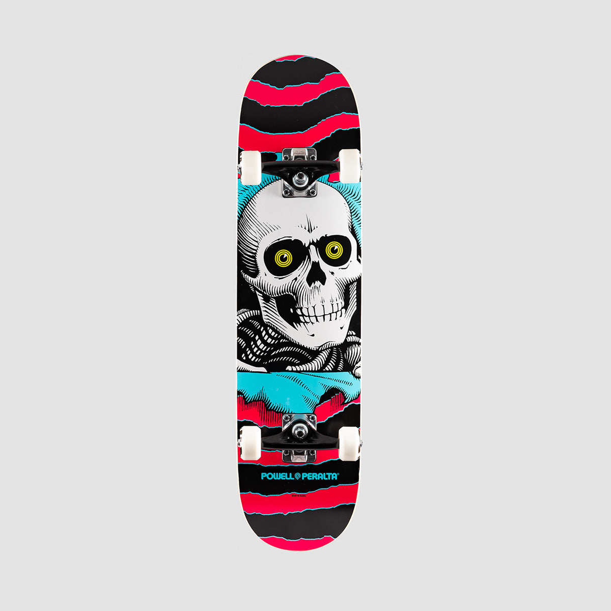 Powell Peralta Ripper One Off 291 Pre-Built Complete Pink - 7.75""