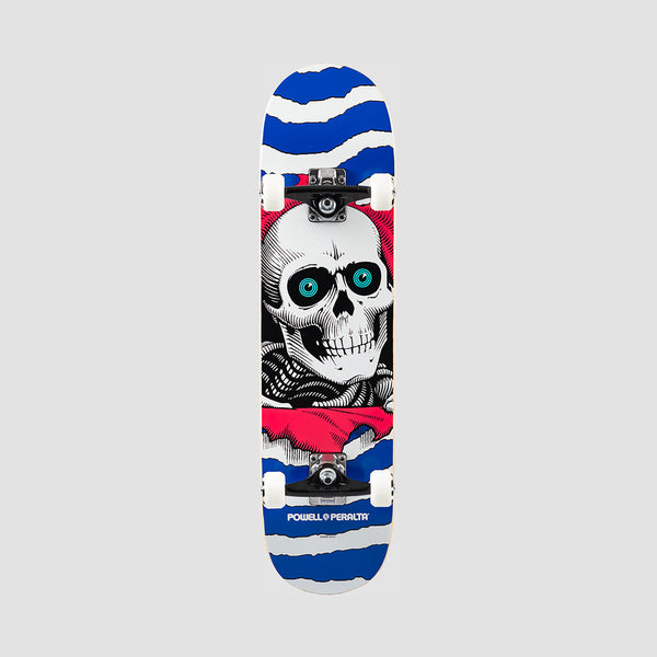Powell Peralta Ripper One Off Shape 291 Pre-Built Complete Purple - 7.75""