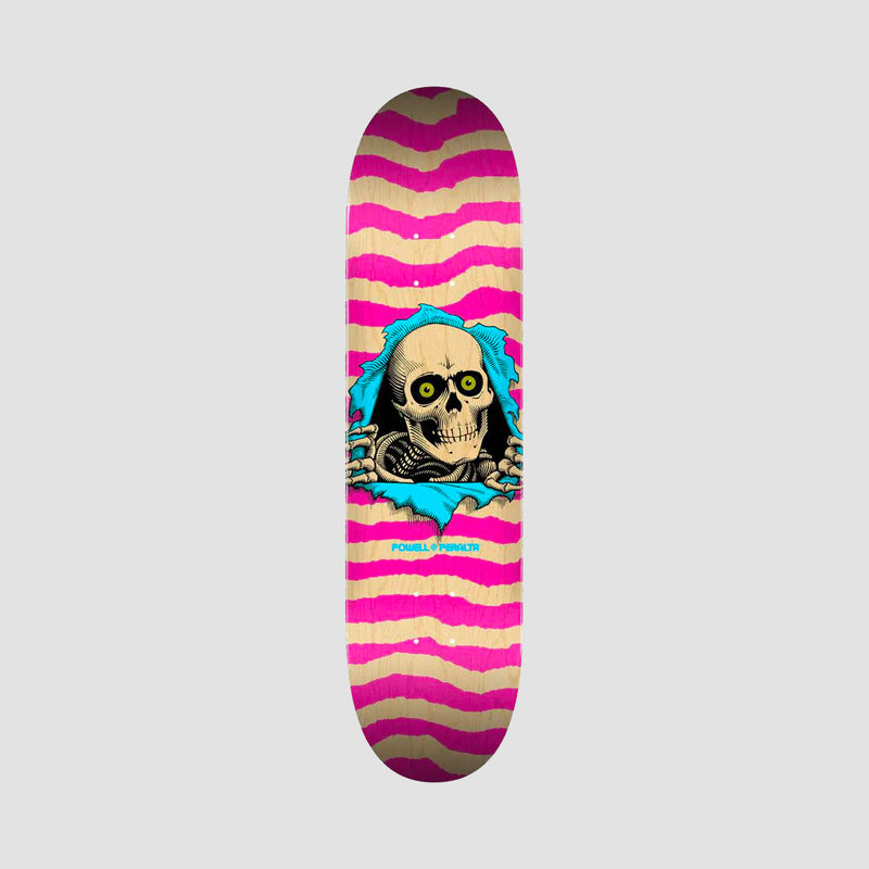 Powell Peralta Ripper Shape 249 Deck Pink - 8.5""
