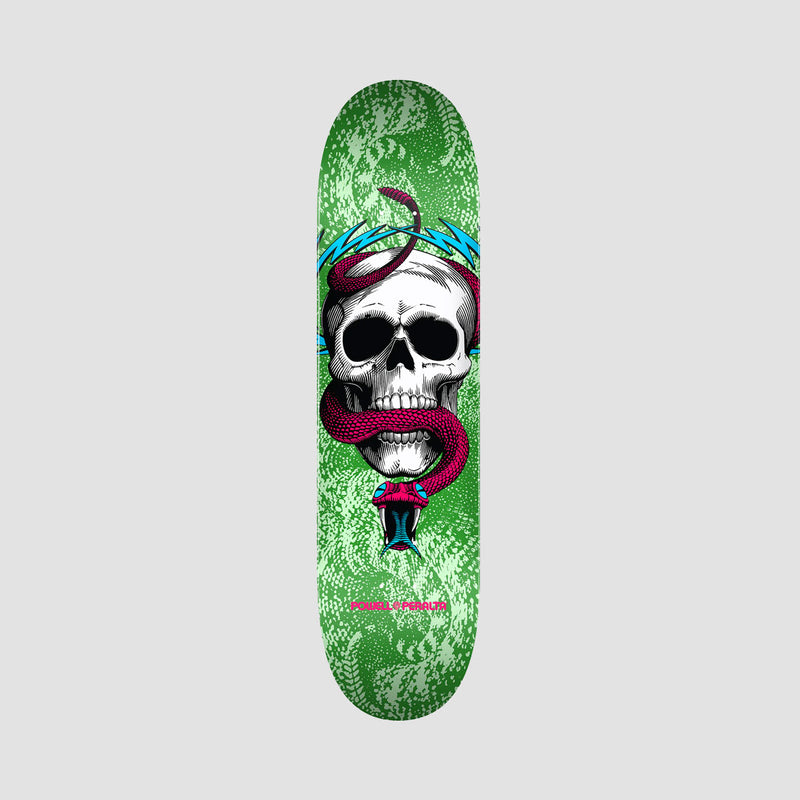 Powell Peralta Skull & Snake One Off 291 Deck Green - 7.75""