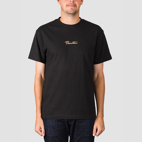 Primitive King Tee Black