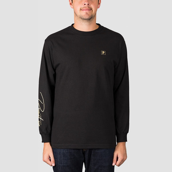 Primitive Rise Longsleeve Tee Black - Clothing