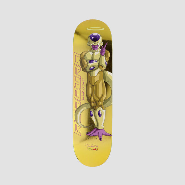 Primitive X Dragon Ball Super Carlos Ribeiro Golden Freiza Deck Gold - 8.5""