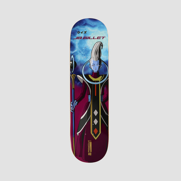 Primitive X Dragon Ball Super JB Gillet Whis Deck Burgundy - 8.38""
