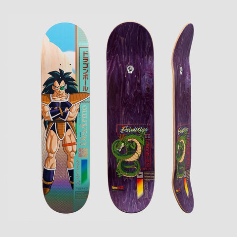 Primitive X Dragon Ball Z Intl Desarmo Raditz Deck Multi - 8 - Skateboard