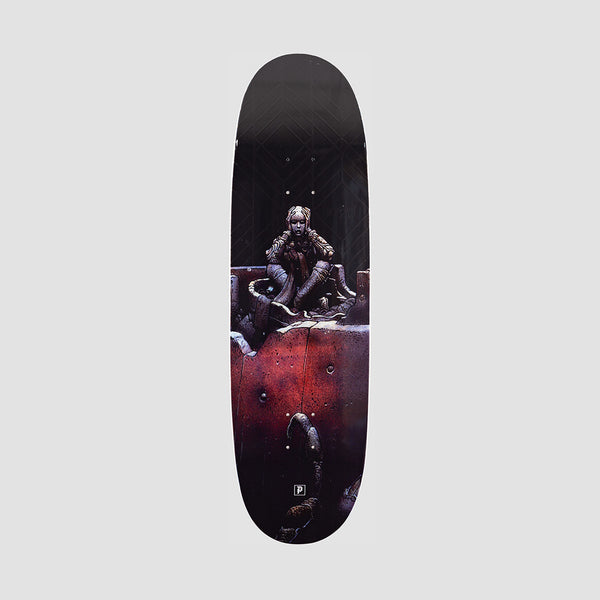Primitive X Moebius Anxiety Man Deck - 9.125""