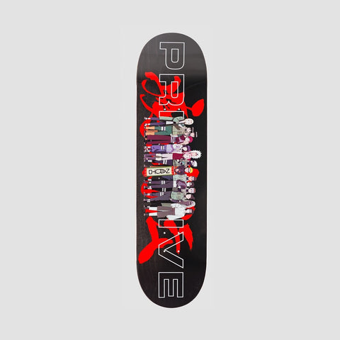 Primitive x Naruto Leaf Village Deck - 8.25""