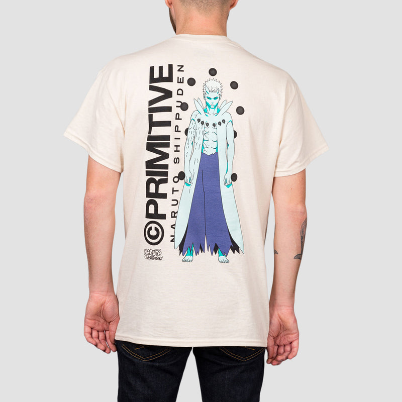 Primitive X Naruto Obito Tee Cream