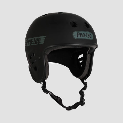 Protec Full Cut Certified Helmet Matte Black