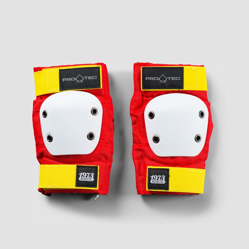 Protec Pads Street Elbow Pads Retro - Safety Gear