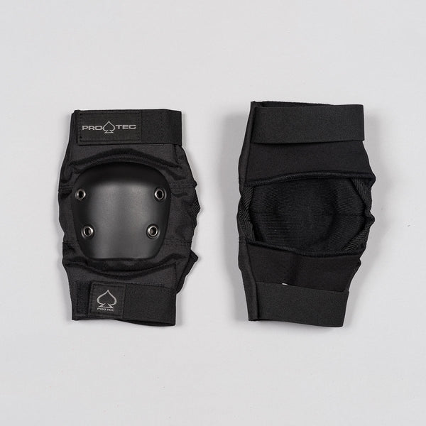 Protec Street Elbow Pads Black - Safety Gear