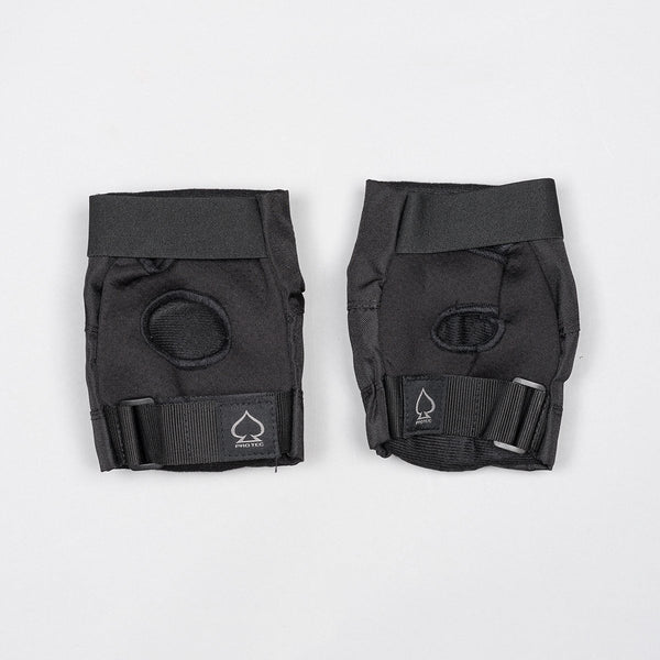 Protec Street Knee Pads Black - Kids - Safety Gear