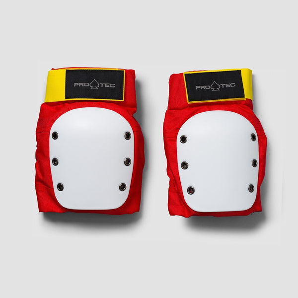 Protec Street Knee Pads Retro - Safety Gear