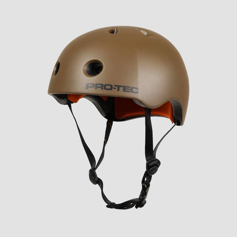 Protec Street Lite Helmet Satin Army Green - Safety Gear