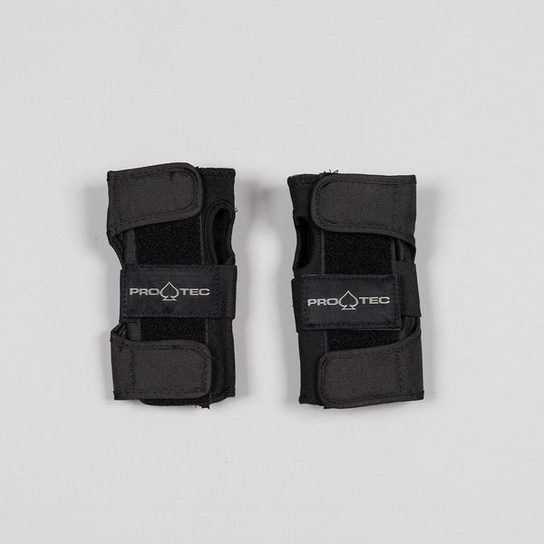 Protec Street Wrist Guard Black - Safety Gear
