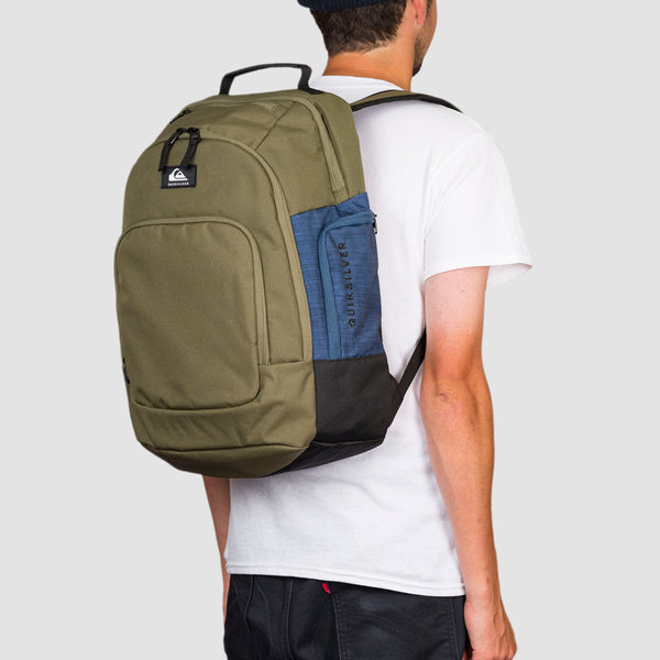 Quiksilver 1969 Special 28L Backpack Burnt Olive