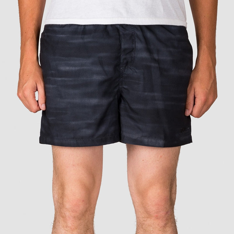 Quiksilver Acid 15 Swim Shorts Black - Clothing