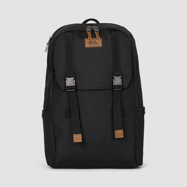 Quiksilver Alpack 30L Large Backpack Black