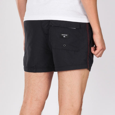 Quiksilver Azurvolley 14 Swim Shorts Black - Clothing