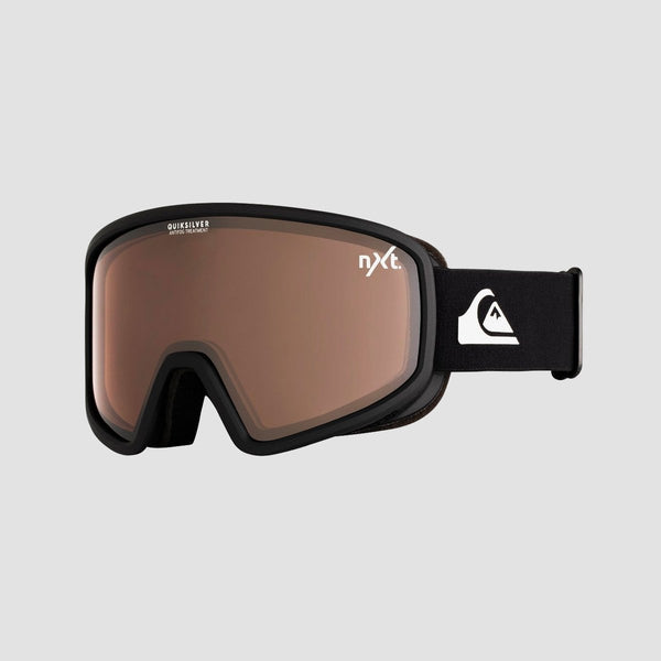 Quiksilver Browdy Snow Goggles Black - Snowboard