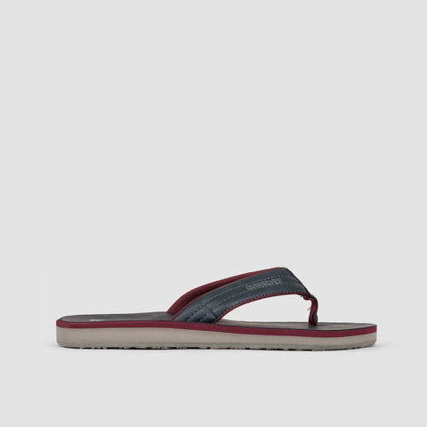 Quiksilver Carver Nubuck Sandals Blue/Red/Grey