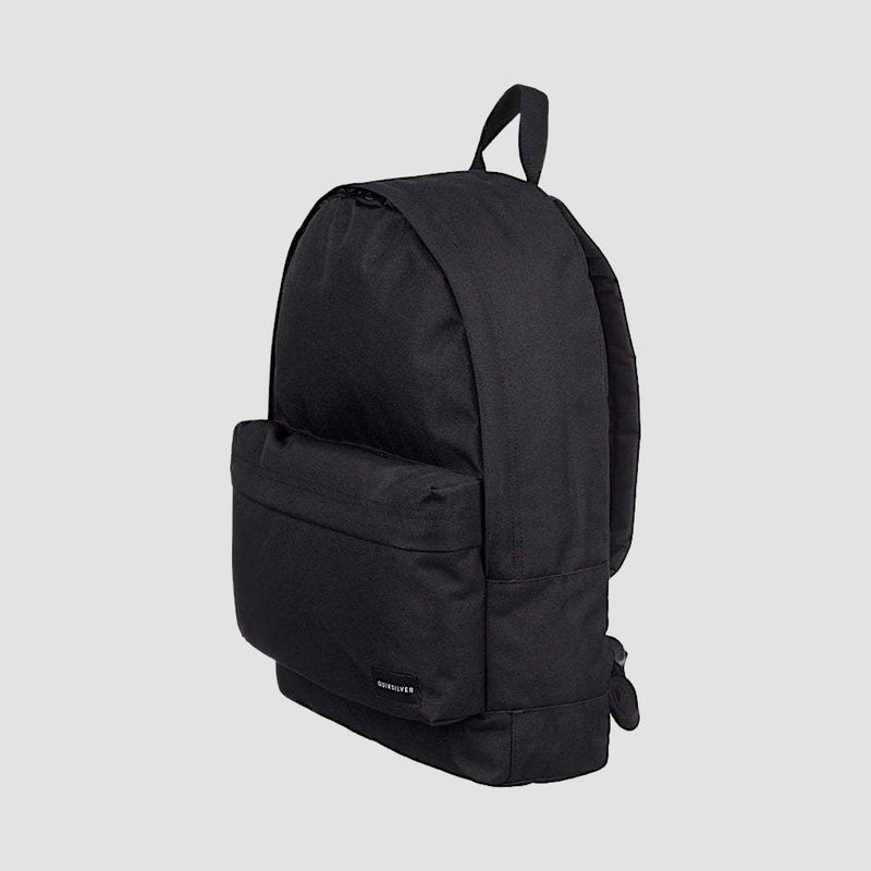 Quiksilver Cave Rock Solid 18L Backpack Black