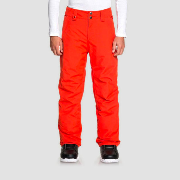 Quiksilver Estate Snow Pants Poinciana - Kids