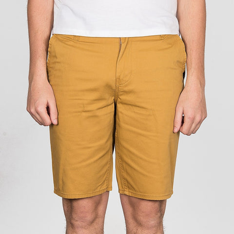 Quiksilver Every Day Chino Light Shorts Wood Thrush