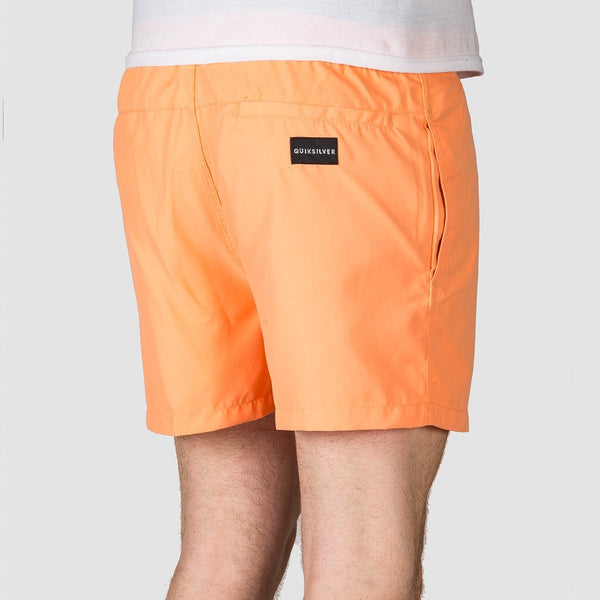 Quiksilver Everyday 15 Swim Shorts Cadmium Orange - Clothing