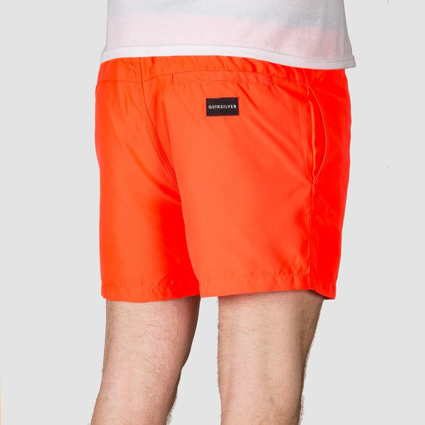 Quiksilver Everyday 15 Swim Shorts Fiery Coral - Clothing