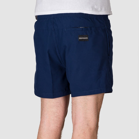 Quiksilver Everyday 15 Swim Shorts Medieval Blue - Clothing