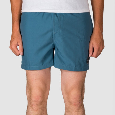 "Quiksilver Everyday 15"" Swim Shorts Real Teal"