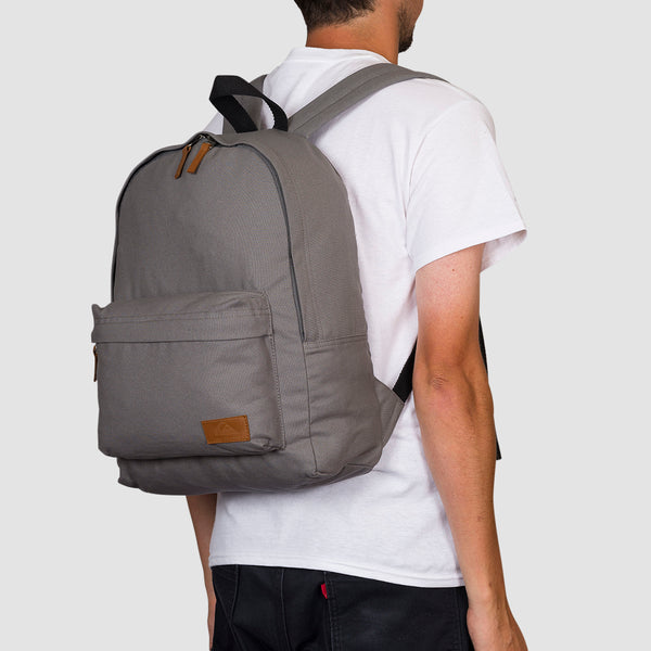 Quiksilver Everyday Poster Canvas 25L Backpack Quiet Shade