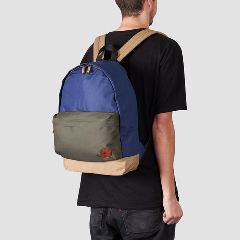 Quiksilver Everyday Poster Plus 25L Backpack Elmwood - Accessories
