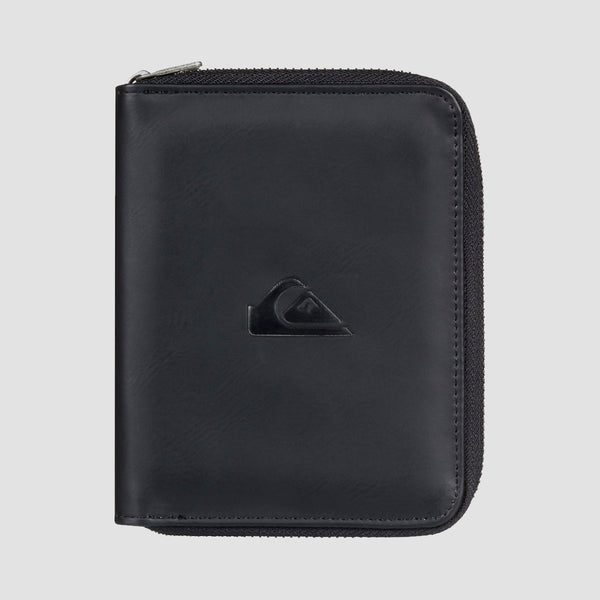 Quiksilver Falcor Travel Wallet Black