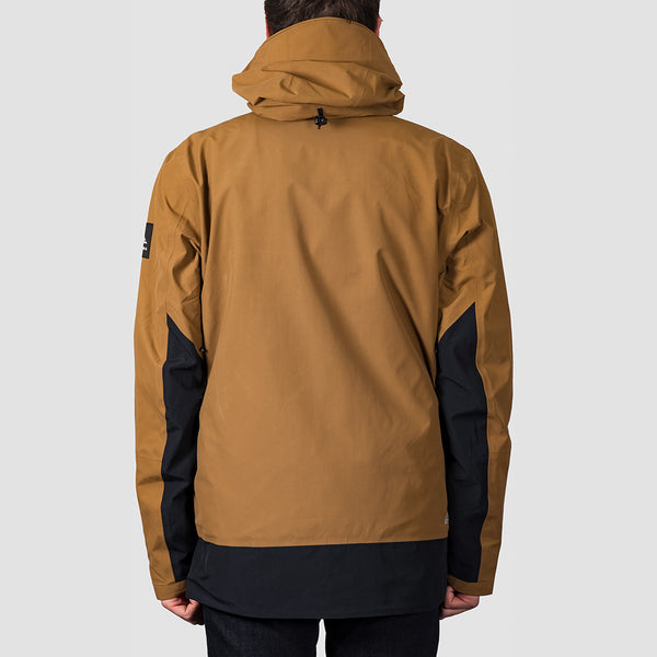 Quiksilver Forever 2L Gore-Tex Snow Jacket Otter
