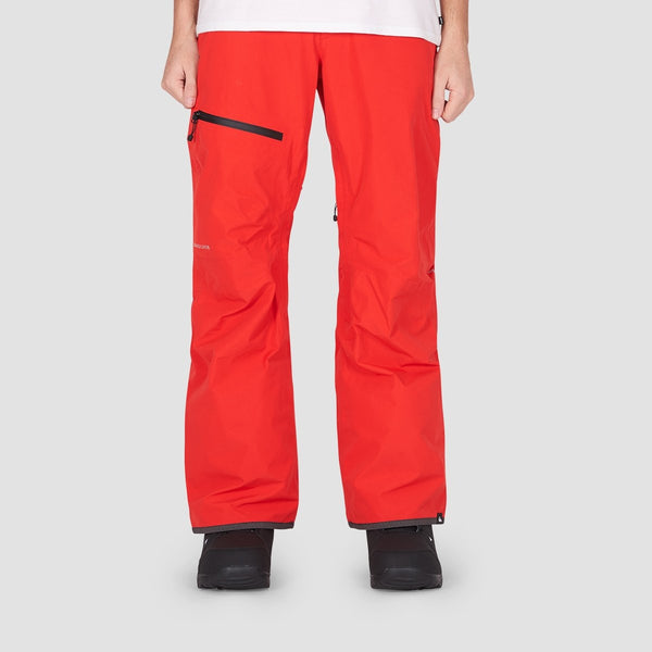 Quiksilver Forever 2L Gore-Tex Snow Pants Flame - Snowboard