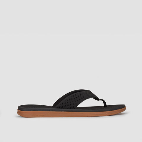 Quiksilver Haleiwa Plus Sandal Black/Black/Brown