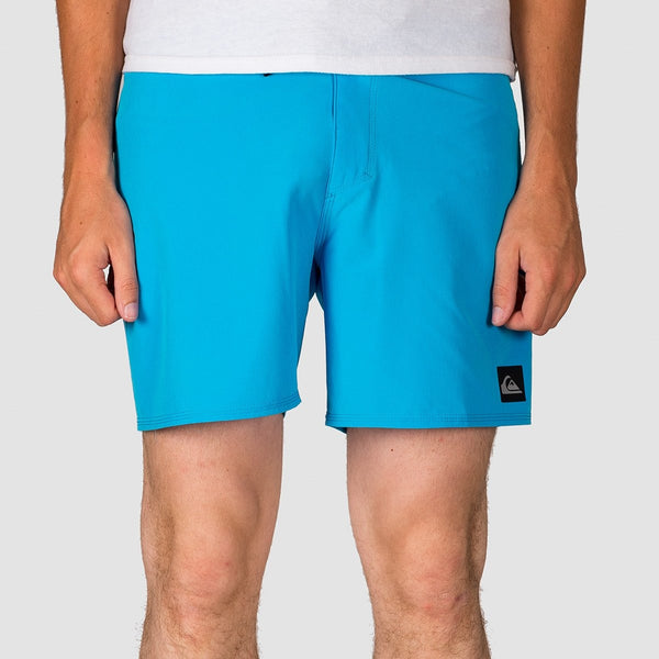 Quiksilver Highline Kaimana 16 Boardshorts Malibu Blue - Clothing