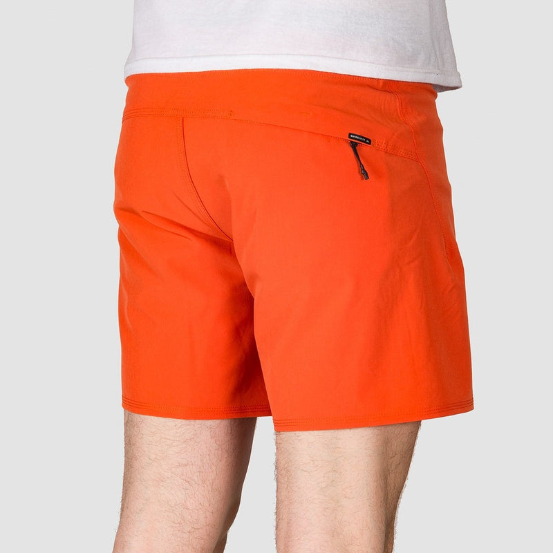 Quiksilver Highline Kaimana 16 Boardshorts Tiger Orange - Clothing
