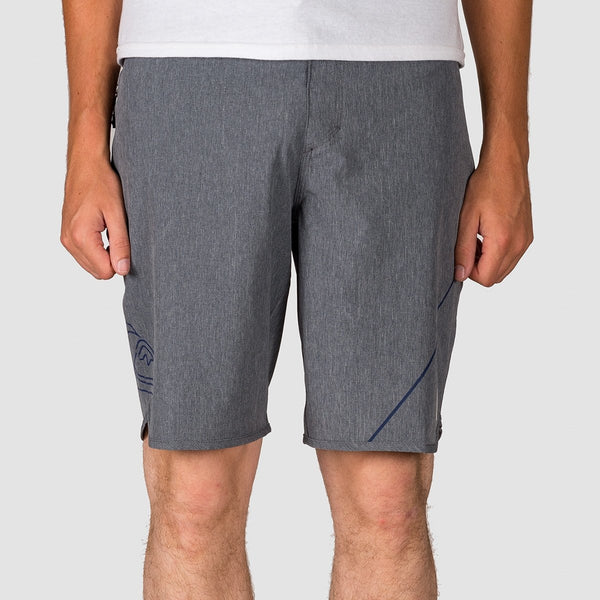 Quiksilver Highline New Wave 20 Boardshorts Iron Gate - Clothing