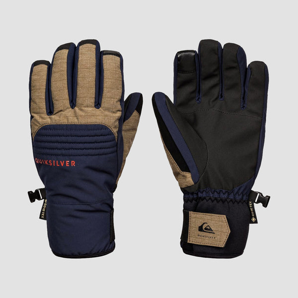 Quiksilver Hill Gore-Tex Gloves Military Olive