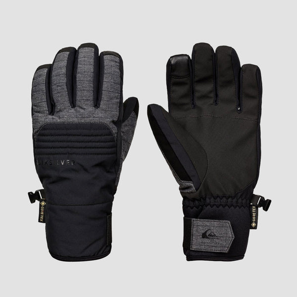 Quiksilver Hill Gore-Tex Gloves True Black