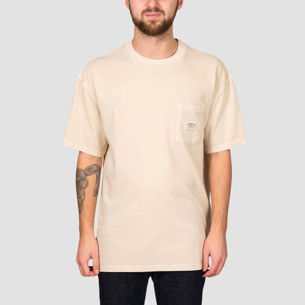 Quiksilver Itinga Tee Parchment
