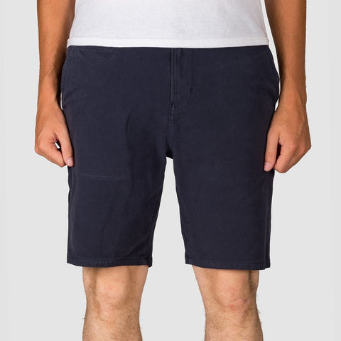 Quiksilver Krandy Chino Shorts Blue Nights