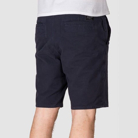 Quiksilver Krandy Chino Shorts Blue Nights - Clothing